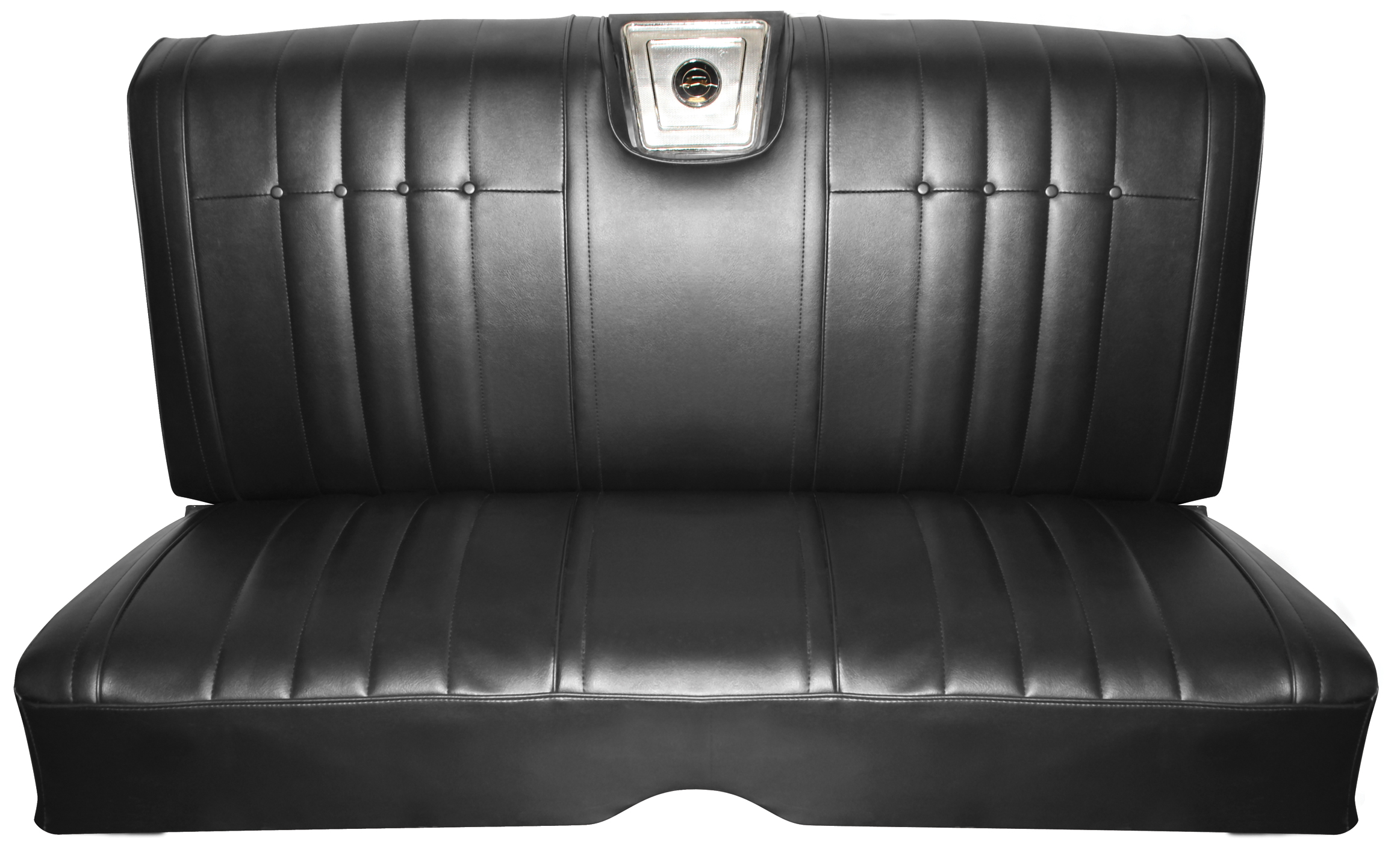 1965 Impala Standard Coupe Rear Bench Seat