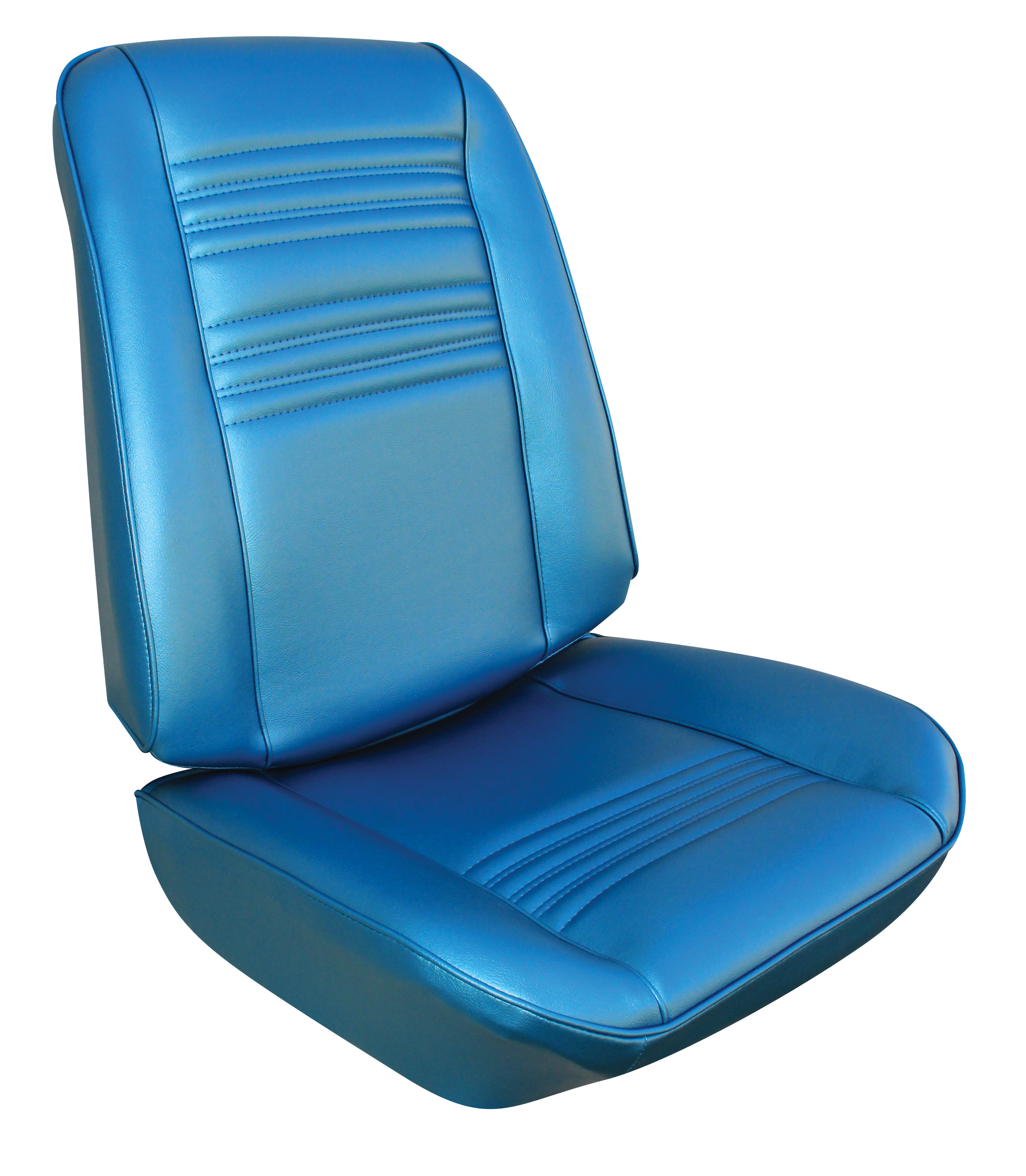 Upholstery : 1967 Chevelle Front Bucket Seats