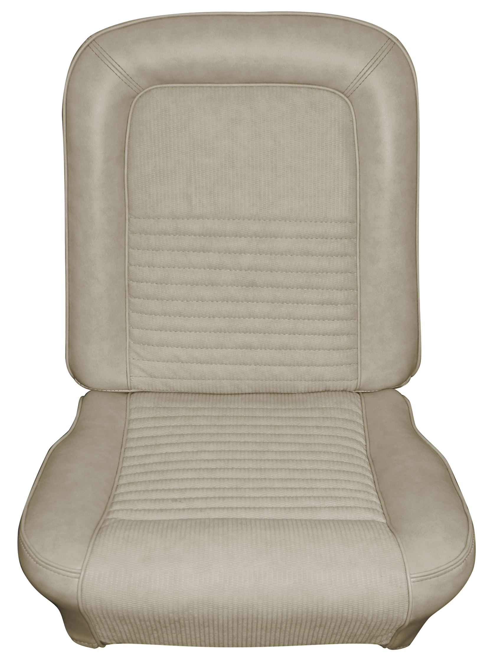 1967 Mustang Deluxe/Shelby Front Bucket Seats