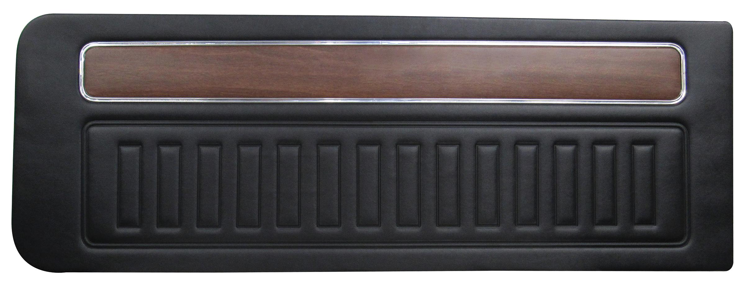 Door Panels 1971 72 Maverick Deluxe Front Door Panels