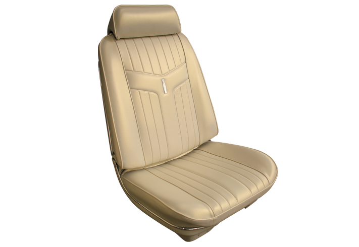 1969 LeMans/GTO Front Bucket Seats