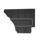 1970-71 Formal Roof Rear Quarter Panels