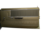 1966-67 Falcon 2 Door Sport Coupe Two-Tone Front Door Panels